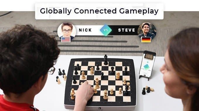 Connesso da tutto il mondo