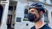 Maschera antinquinamento Airhead