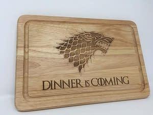casa-ufficio Tagliere Dinner Is Coming