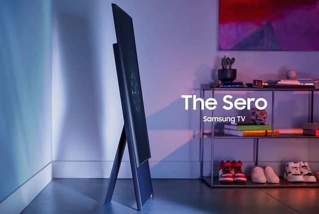 Samsung Sero Tv