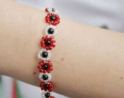 Regali fai-da-te : braccialetto
