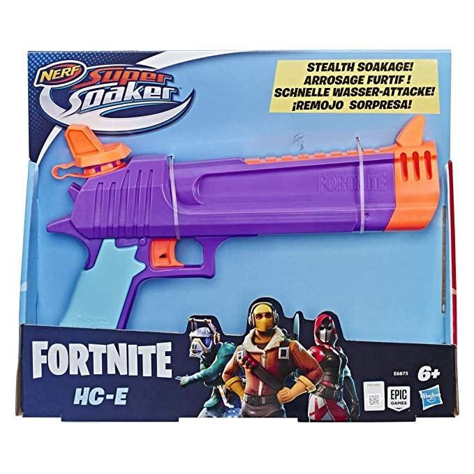Pistola Nerf HC-E Fortnite
