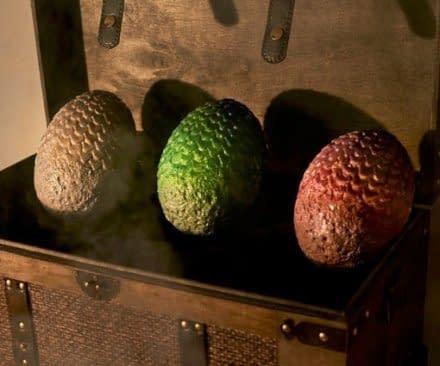 L'ultima stagione di Game of Thrones sta arrivando! Pasqua sta arrivando! Quale miglior modo di festeggiare coniugando le due cose?