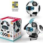 Robot intelligente a forma di pallone Coolb